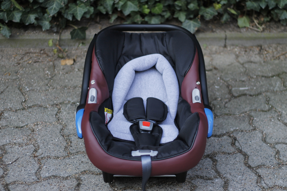 my junior babyschale isofix
